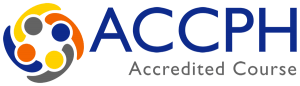 ACCPH gives accreditation to this course