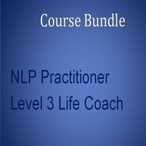 distance learning Home Study Course Bundle 7: Level 3 NLP Practitioner with Level 3 Life Coach